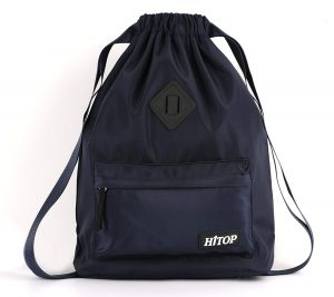HITOP Drawstring Backpack, Waterproof Snow Resistant Bookbag