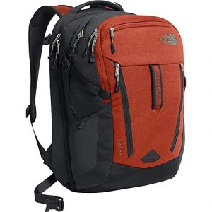 The north face surge backpack - best backpacks for back pain