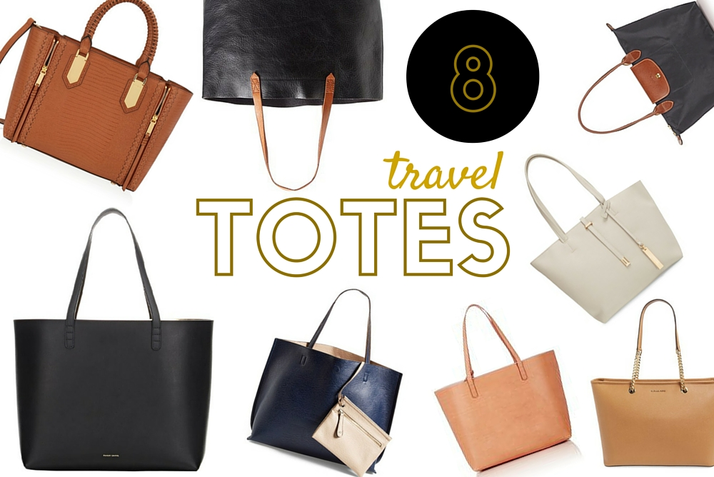 Best carry on totes for travel