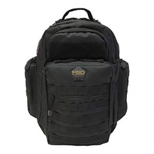 HSD Diaper Bag Backpack
