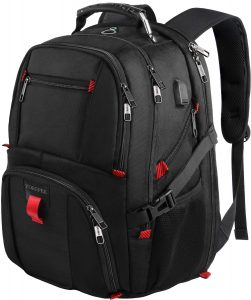 YOREPEK Travel Laptop Backpack, Extra Large College School Backpack