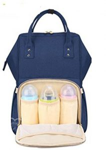 pack a diaper bag