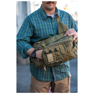 5.11 RUSH MOAB 10 Tactical Sling Bag Shoulder Pack Military Backpack