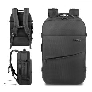 Inateck 40L Travel Backpack, Flight Approved Carry-On Luggage Backpack
