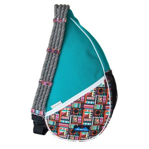 KAVU Paxton Pack Sling Backpack - Geometry