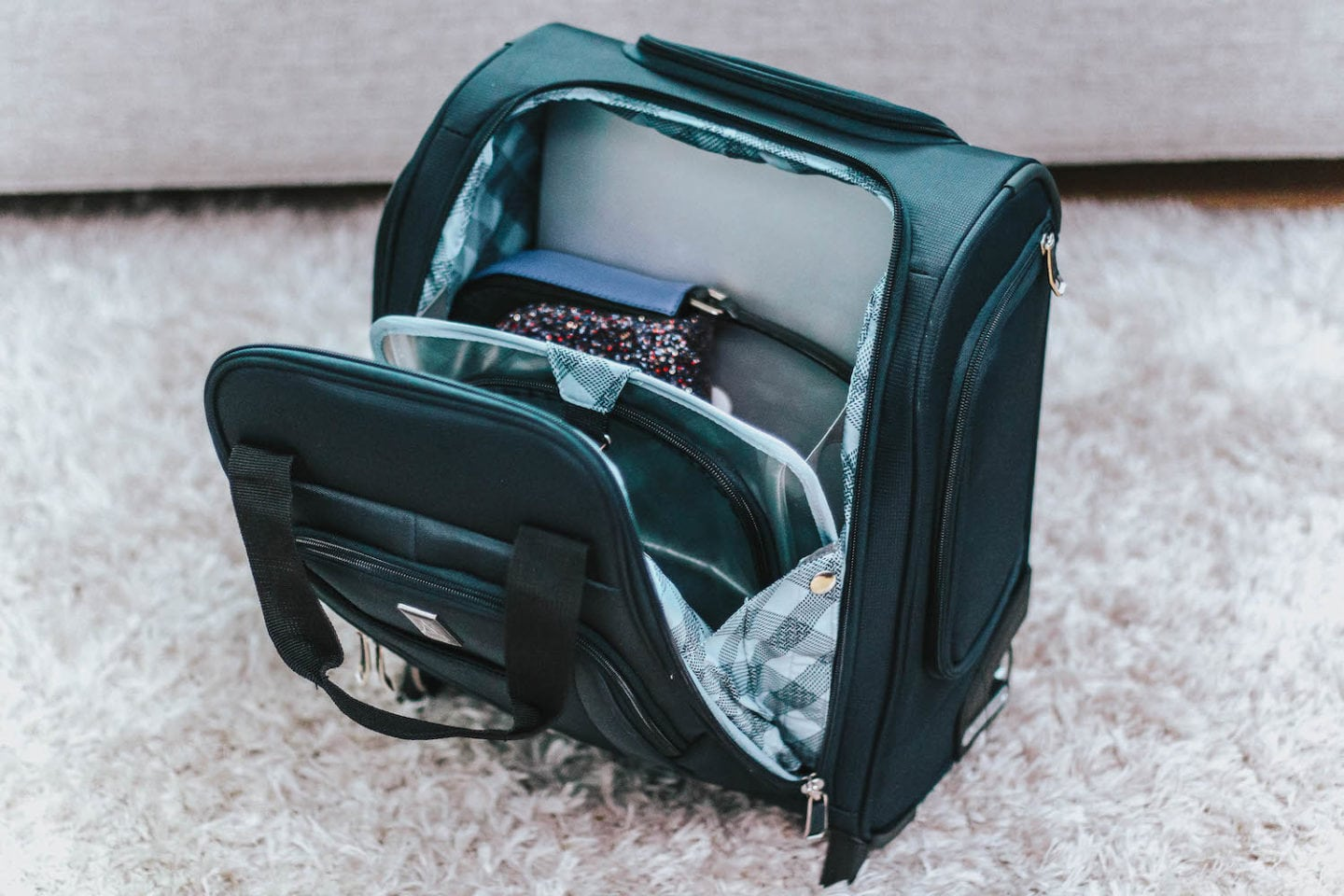 best carry on bag for moms