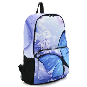 Fashion Unisex Vintage Canvas Backpack Retro Laptop Backpack School Bags Bookbag Travel Bag Casual Daypack