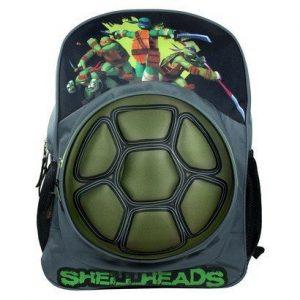 "Teenage Mutant Ninja Turtle Hard Shell Neoprene 16"" Backpack"