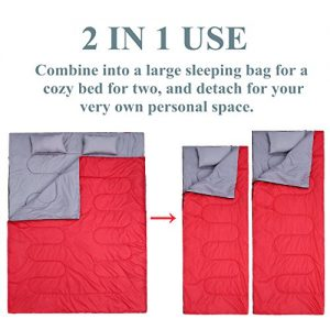 How do I Combine Two Sleeping Bags - best zip together sleeping bags for couples