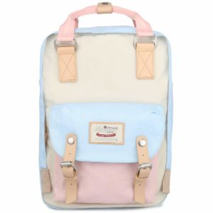 "Himawari School Waterproof Backpack 14.9"" College Vintage Travel Bag for Women,14 inch Laptop for Student"