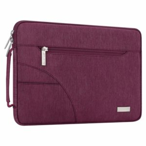 MOSISO Laptop Shoulder Bag Compatible with 13-13.3 inch MacBook Pro, MacBook Air, Notebook Computer,