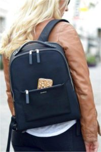 the best women's backpack for work