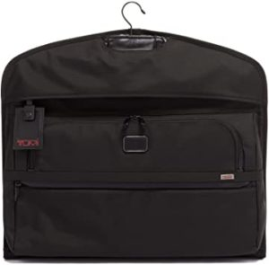TUMI - Alpha 3 Garment Cover - 1 Dress or Suit Bag for Men and Women - Black