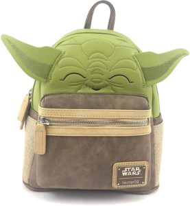 Loungefly Disney Yoda Star Wars Mini Backpack