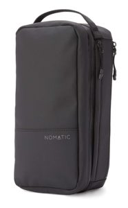 NOMATIC- Toiletry Wash Bag for Travel, Waterproof Storage Case for Shaving Kit, Makeup, Toiletries (Black), Large V2