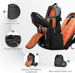 Features of a Quality Gaming Backpack