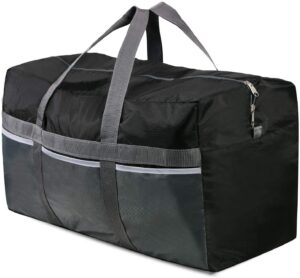 REDCAMP Extra Large Duffle Bag Lightweight