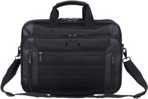 Kenneth Cole Reaction Keystone 1680d Polyester Dual Compartment